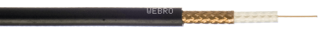 rg cable, Webro RG cables, 75 Ohm RG cables, RG59