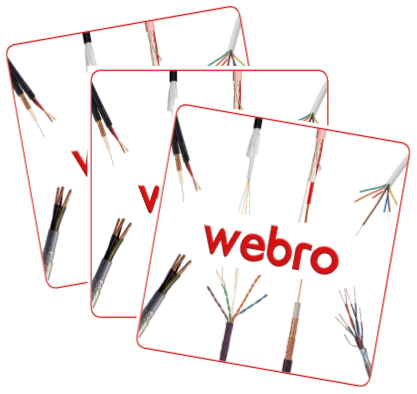 webro catalogue