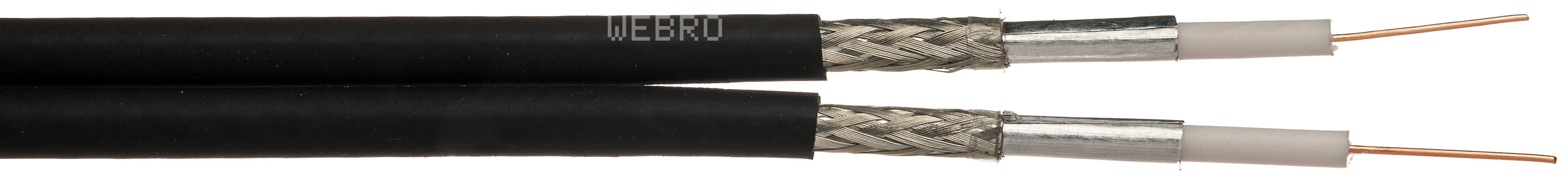 ccs twin cable, wf65 twin, cabnex twin cable