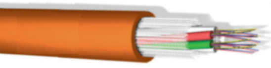 rail fibre optic cable, rail fibre cable